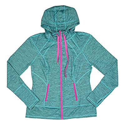 Ladies Active Hoodie Jacket for Ulitimate Fit and Fashionable