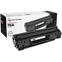 LD Compatible Toner Cartridge Replacement for HP 78A (Black)