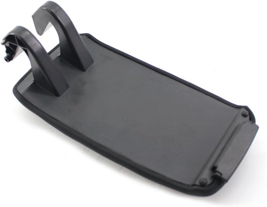 SNOWINSPRING Couvercle daccoudoir de Console Centrale Noir de Voiture 8P0864245P pour Audi A3 8P 2003-2012