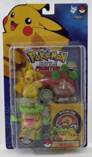 Pokemon Pokemon Battle Frontier Series 1 Figure Multipack with Bonsly, Ludicolo, u0026 Pikachu figure die-cast doll ( parallel imports ) ()
