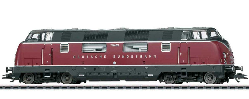 Märklin 37806 Lokomotive, Modellbahn, Diverse