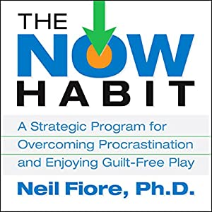 The Now Habit Audiobook
