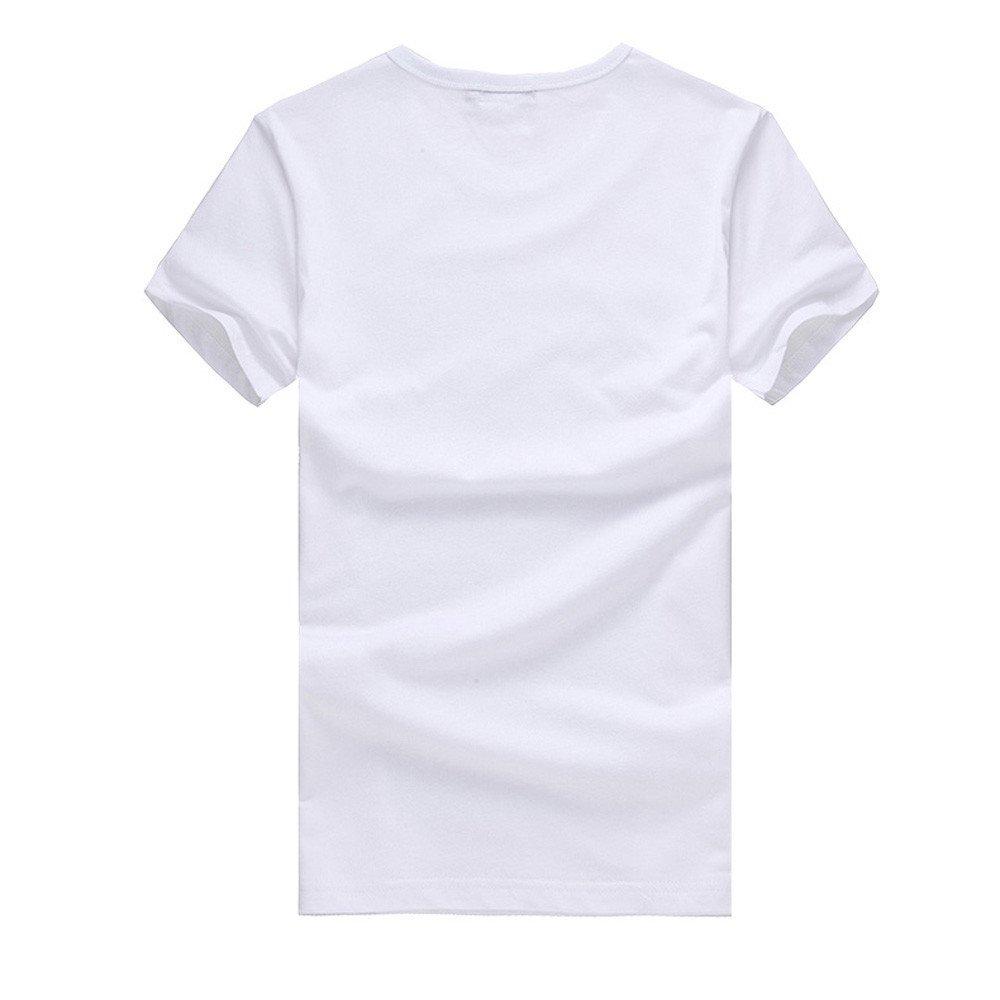 Hombres Que Imprimen la Blusa de la Camiseta de Manga Corta de la Camisa de Las Camisetas de Internet