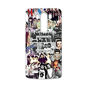 One Direction Boys Cell Phone Case for LG G3