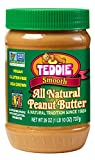 Cheap Teddie All Natural Peanut Butter, Smooth, 26-Ounce Jar (Pack of 3) (Packaging may vary)