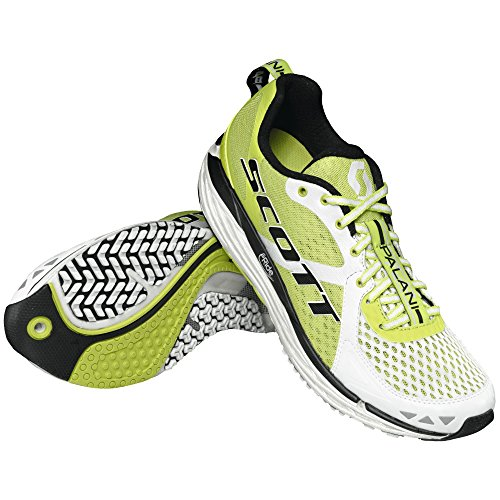 Scott running Zapatilla t2 palani 2.0-white/green-12 usa
