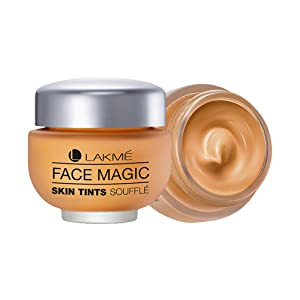 Lakme Face Magic Souffle, Shell, 30ml