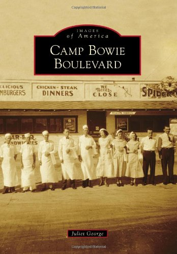 Camp Bowie Boulevard (Images of America)