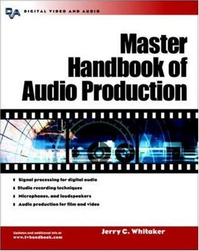 Master Handbook of Audio Production by McGraw-Hill/TAB Electronics