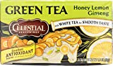 Best Celestial Seasonings Ginsengs - Celestial Seasonings Green Tea with White Tea Honey Review