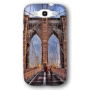 Brooklyn Bridge New York City Samsung Galaxy S3 Slim Phone Case