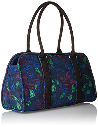 Kipling Bex - Bolsos maletín Mujer Varios colores (Orchid Garden)