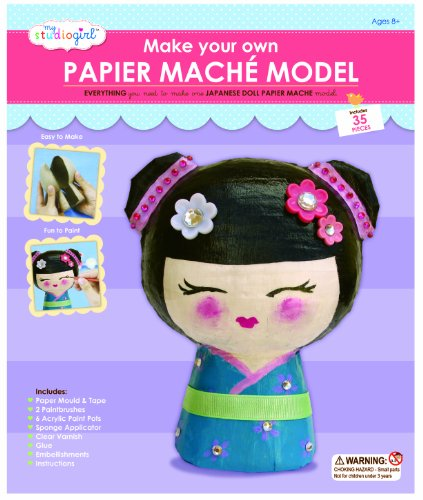 my-studio-girl-papier-mache-japanese-girl-kit