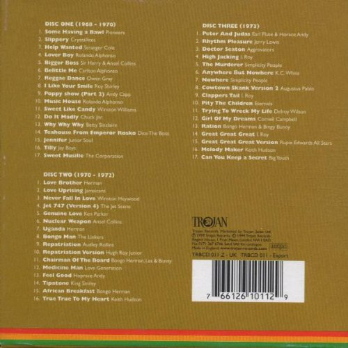 Trojan Rare Groove Box Set (Mini Lp Sleeve) by Trojan