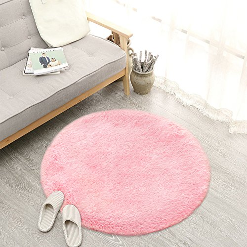 50% discount on Supmaker Soft Indoor Modern Area Rugs Fluffy Living ...