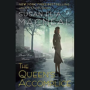 The Queen's Accomplice Audiobook