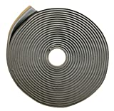 GSSI Sealants Butyl Tape 3/16'' x 5/8'' x 25' Gray (1 Roll)