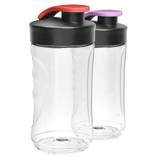 183 opinioni per Electrolux SBEB2 Bottiglie Infrangibili Senza BPA per Minifrullatore