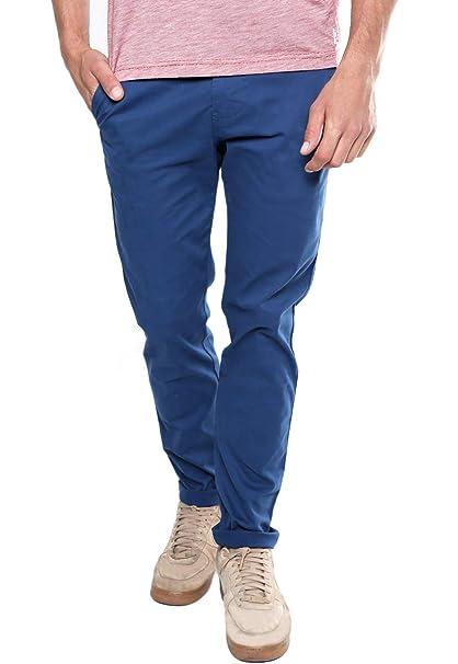 625a5d61c Supply Pantalón Azul Rey Pantalones para Hombre Azul Talla 36 ...