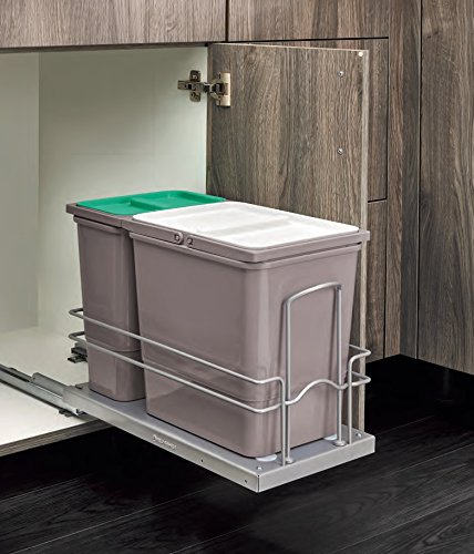 5SBWC SERIES Sink Base Waste Containers (Individual Pack) Sink Base Waste Pullout by handyct