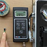 High Precision Gauss Meter 0.01mT/0.1mT Handheld Tesla Meter Fluxmeter Surface Magnetic Field Tester - SJ300
