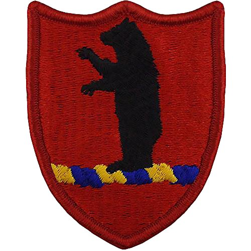 Missouri National Guard Color Patch - Missouri National Guard