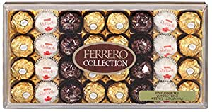 Ferrero Collection, Fine Assorted Confections, 32 Count
