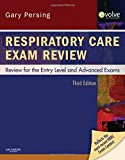 img - for Respiratory Care Exam Review: Review for the Entry Level and Advanced Exams, 3e book / textbook / text book