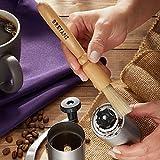 Bretani Coffee Grinder Cleaning Brush - Espresso