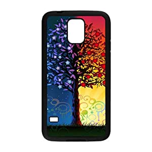 The Magic Love Tree Hight Quality Plastic Case for Samsung Galaxy S5
