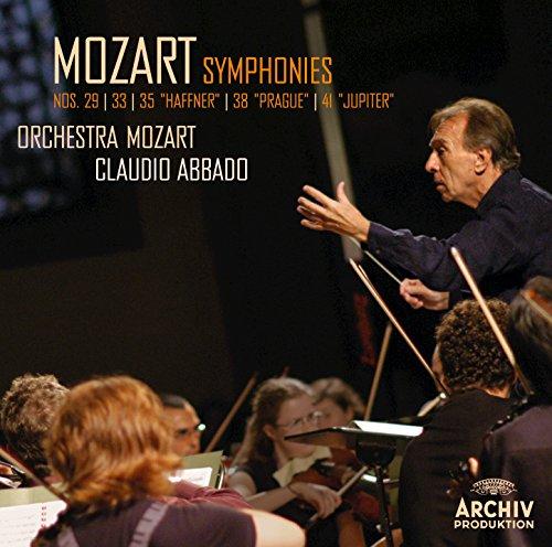 (Mozart: Symphonies Nos. 29, K.201; 33, K.319; 35, K.385