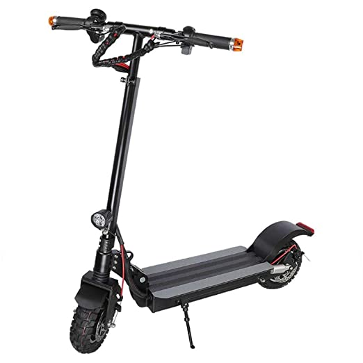 BLZZ Scooter eléctrico Plegable, 500W de Alta Potencia con ...