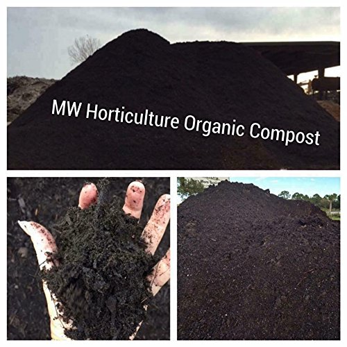 Organic Compost Bagged