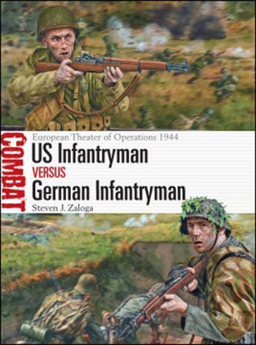 US Infantryman German European Operations