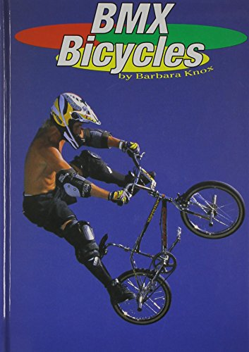 BMX Bicycles (Rollin') by Brand: Capstone Press