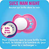 MAM Night Pacifiers (2 Count), MAM Pacifiers