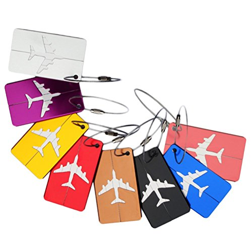 NUOLUX Luggage Tag Baggage Handb...