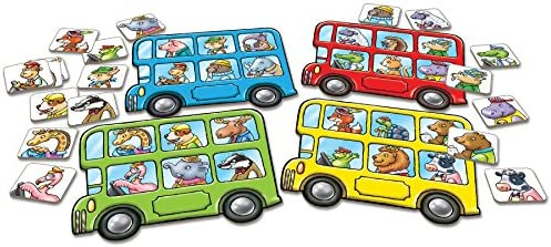 Orchard Mini Game Little Bus Lotto 355