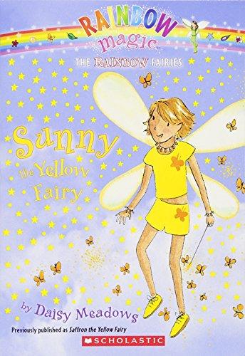 Sunny: The Yellow Fairy (Rainbow Magic: The Rainbow Fairies, No. - Sunny Ship Green