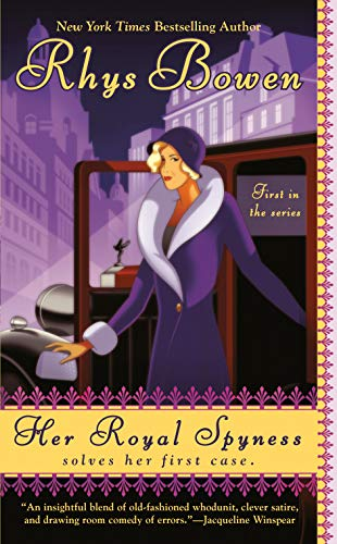 Her Royal Spyness (The Royal Spyness Series Book 1)]()
