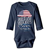 Mri%2Dle1 Baby Girl Bodysuits American G...