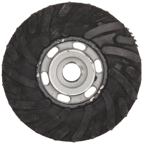 Tiger Discs Cut Altra (Weiler Tiger Back-Up Pad For Resin Fiber And AL-tra Cut Disc, 5/8