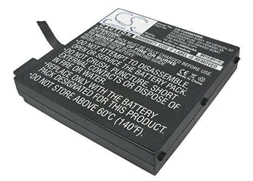 Notebook,Laptop Replacement Battery for MaxData Eco 3150X, Eco 3200X, ECO 755 4400mAh 14.8 Li-ion 1 Year Warranty