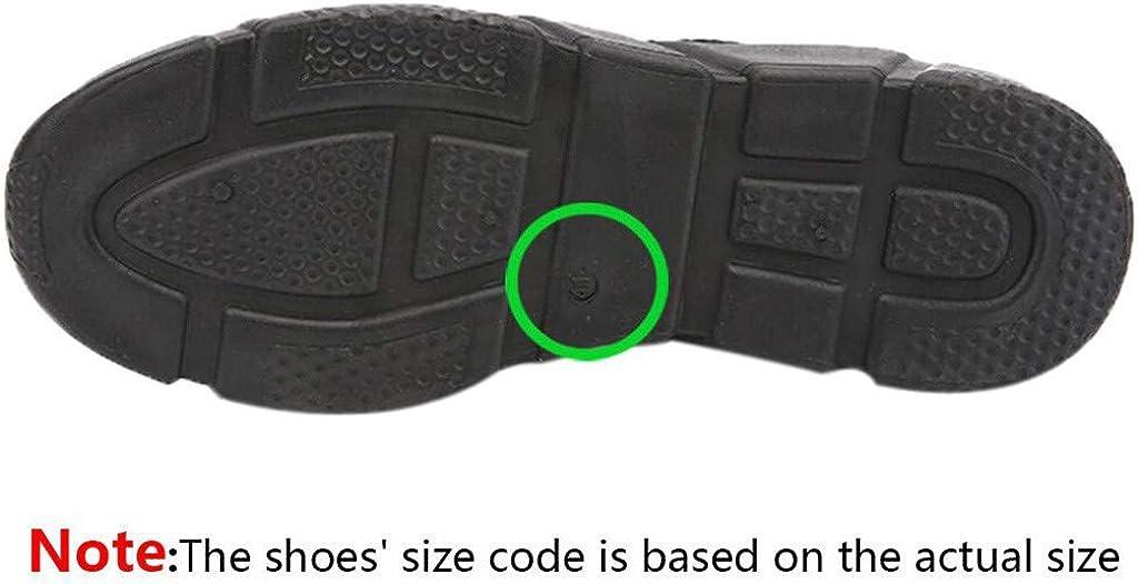 Mens Solid Color Autumn Winter High-Top Warm Boots Outdoor Wear Non-Slip Shoes Retro Shoe with Quarter Zipper