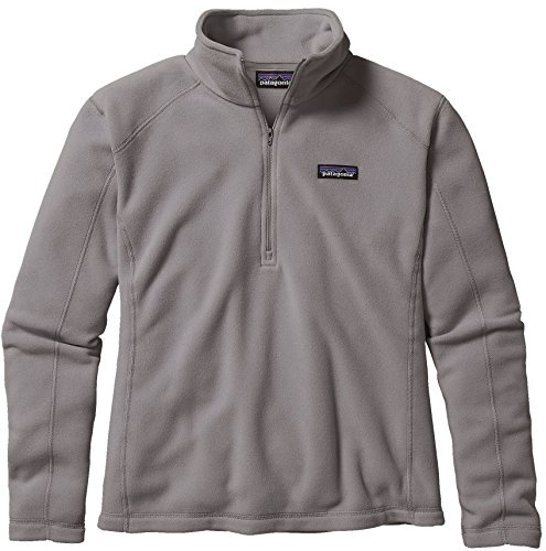 patagonia-womens-micro-d-1-4-zip-pullover-sweatshirt-x-small-feather-grey