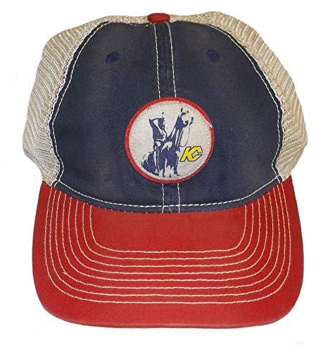 Ccm Vintage Cap - CCM Kansas City Scouts Slouch Flex Hat - TX89Z - S/M