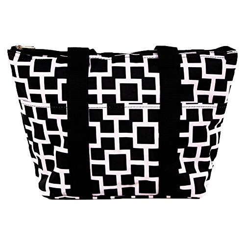 SLM Printed Thermal Insulated Lunch Bag-Geometric