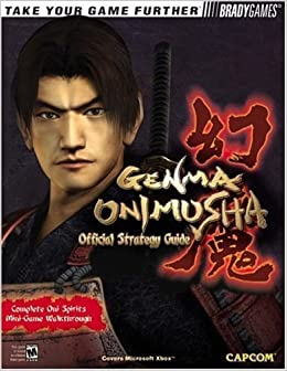 Book Genma Onimusha Official Strategy Guide (Brady Games) by Dan Birlew (2002-01-25)