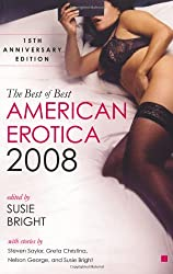 The Best of Best American Erotica 2008: 15th Anniversary Edition