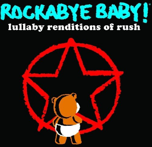 Rockabye Baby Lullaby Rush Super special price Free shipping on posting reviews Renditions of